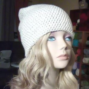 New handmade slouchy hat